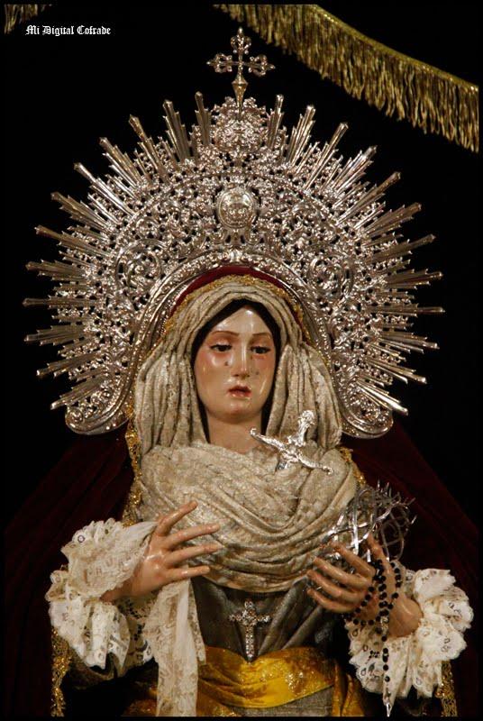 María Santísima en su Soledad